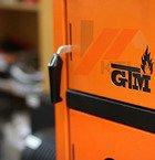 Обзор твердотопливного котла GTM Master SE