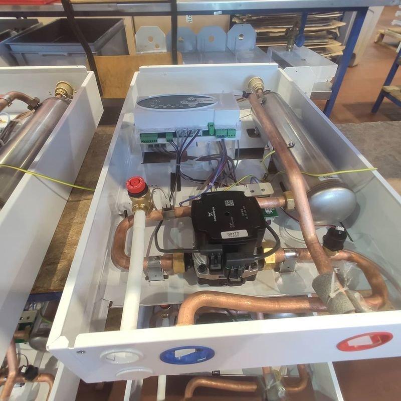Котел электрический Kospel EKCO.LN2M 4, 6, 8, 12, 15, 18, 21, 24 кВт обновленная версия электрических котлов EKCO.LN2