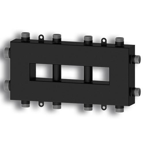 Гидравлический разделитель совмещённый с коллектором Север-Компакт+ фото1