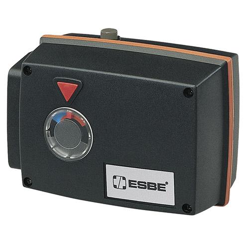 Привод для ротационного клапана ESBE 90 3-точечный, 230 В переменного тока (15 - 240 СЕК.) фото1