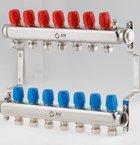 Гребенка для тёплого пола AV Engineering AVE135, 7 вых.
