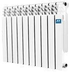 Радиатор алюминиевый Exclusive 500/80-A4, 10 секций AV engineering