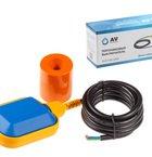Поплавковый выключатель с кабелем 2 м AV Engineering