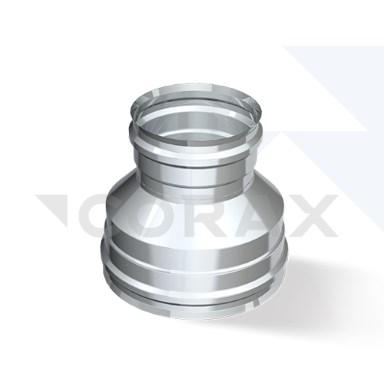 Конус Corax AISI 430/0,8 + 430/0,5 сэндвич  фото1