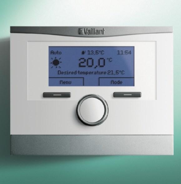 Погодозависимая автоматика Vaillant multiMATIC VRC 700 фото1