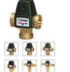 Клапан термостатический ESBE VTA 320