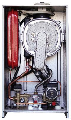 Конденсационный газовый котел Baxi Duo-tec Compact фото2