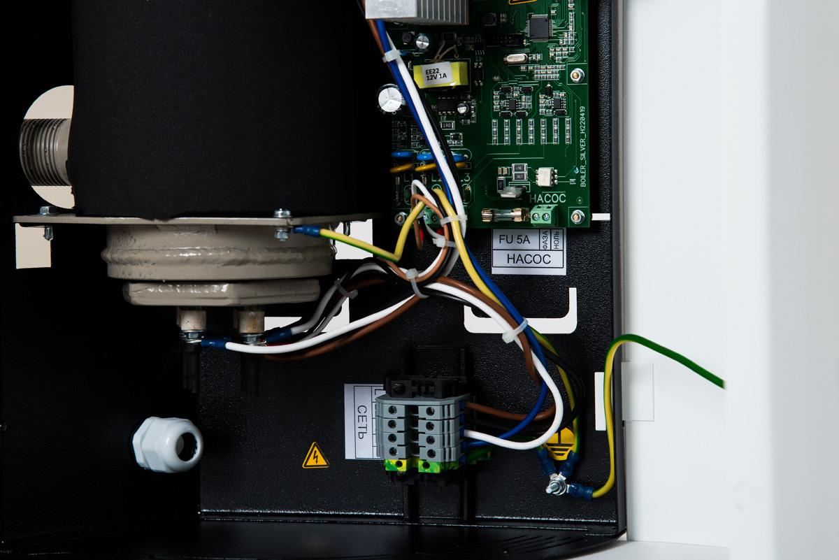 Электрический котел Teplodom i-TRM SILVER 3 кВт фото7