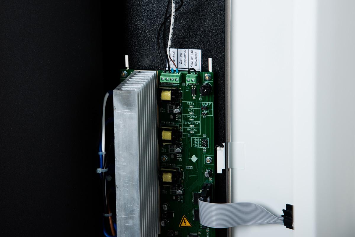 Электрический котел Teplodom i-TRM SILVER 3 кВт фото8