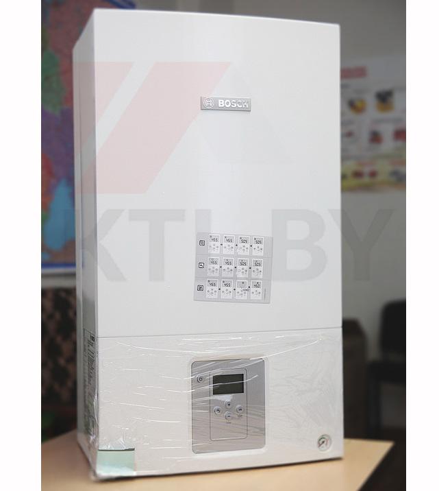 Газовый котел Bosch Gaz 6000 WBN 35 C (турбо) фото6