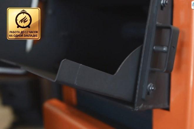 Твердотопливный котел Теплодар Куппер ПРО 22 (2.0) фото4