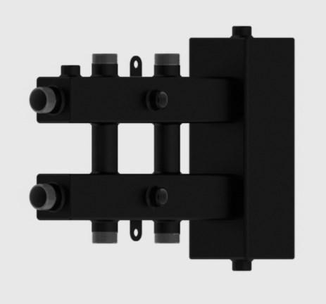 Гидравлический разделитель совмещённый с коллектором Север-М3 фото4