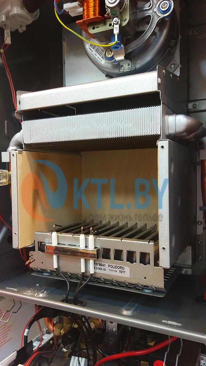 Газовый котел Viessmann Vitopend 100 A1JB 24 turbo (двухконтурный) фото5