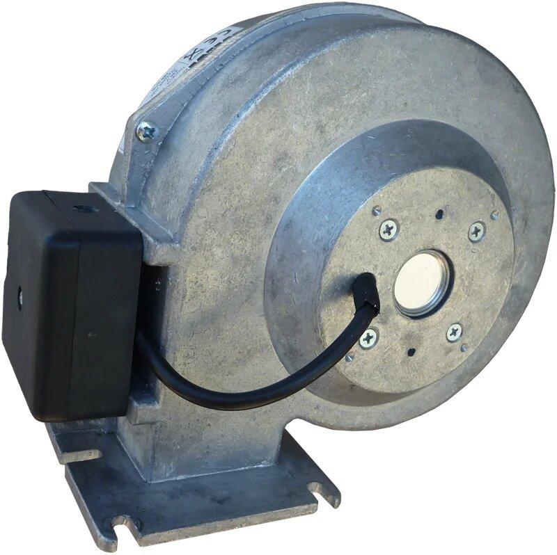 Вентилятор для твердотопливного котла M PLUS M WPA-117 фото3