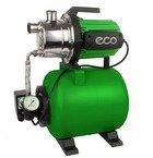 Станция водоснабжения автоматическая GFI-1202 (1200 Вт, 3600 л/ч, 48 м, 4,8 атм макс, корпус бака сталь, корпус насоса нерж. сталь,, бак 24л.) (ECO)