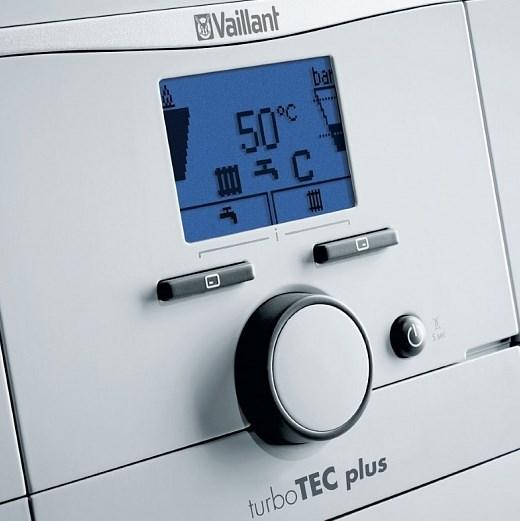 Газовый котел Vaillant turboTEC plus VU 282/5-5 фото3