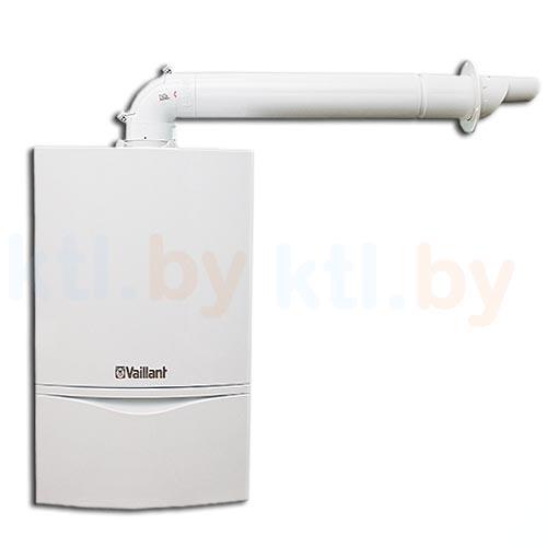 Газовый котел Vaillant turboTEC plus VUW 242/5-5 фото3