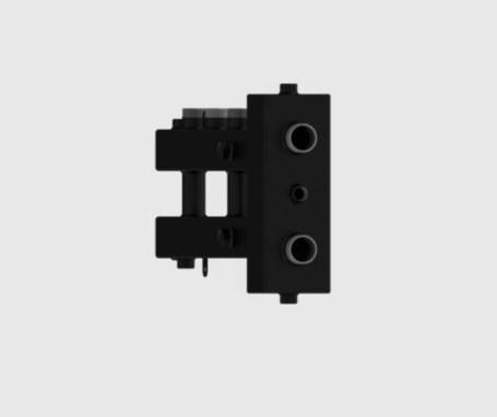 Гидравлический разделитель совмещённый с коллектором Север-М2+1 фото3