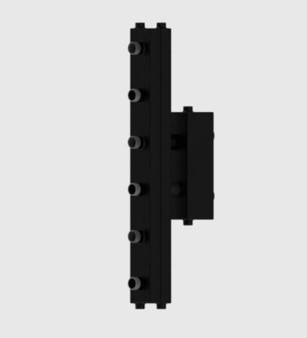 Гидравлический разделитель совмещённый с коллектором Север-V3 фото3