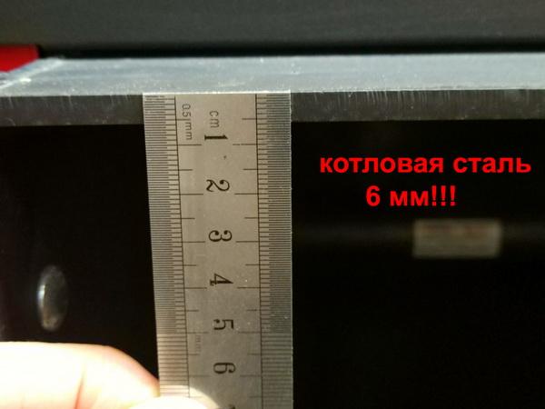 Твердотопливный котел Маяк КТР-20 Eco Manual Uni фото6