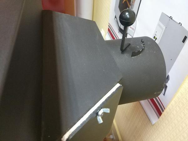 Твердотопливный котел Маяк КТР-20 Eco Manual Uni фото8
