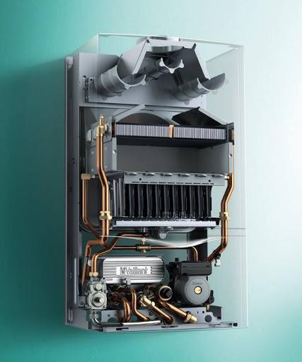 Газовый котел Vaillant turboTEC pro VUW 202/5-3 фото5