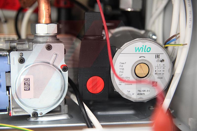 Газовый котел Bosch Gaz 6000 WBN 12 C (турбо) фото2