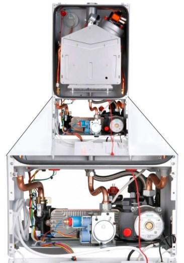 Газовый котел Bosch Gaz 6000 WBN 12 C (турбо) фото5