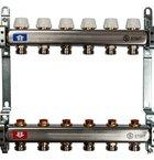 Коллектор из нержавеющей стали без расходомеров STOUT (SMS 0922)