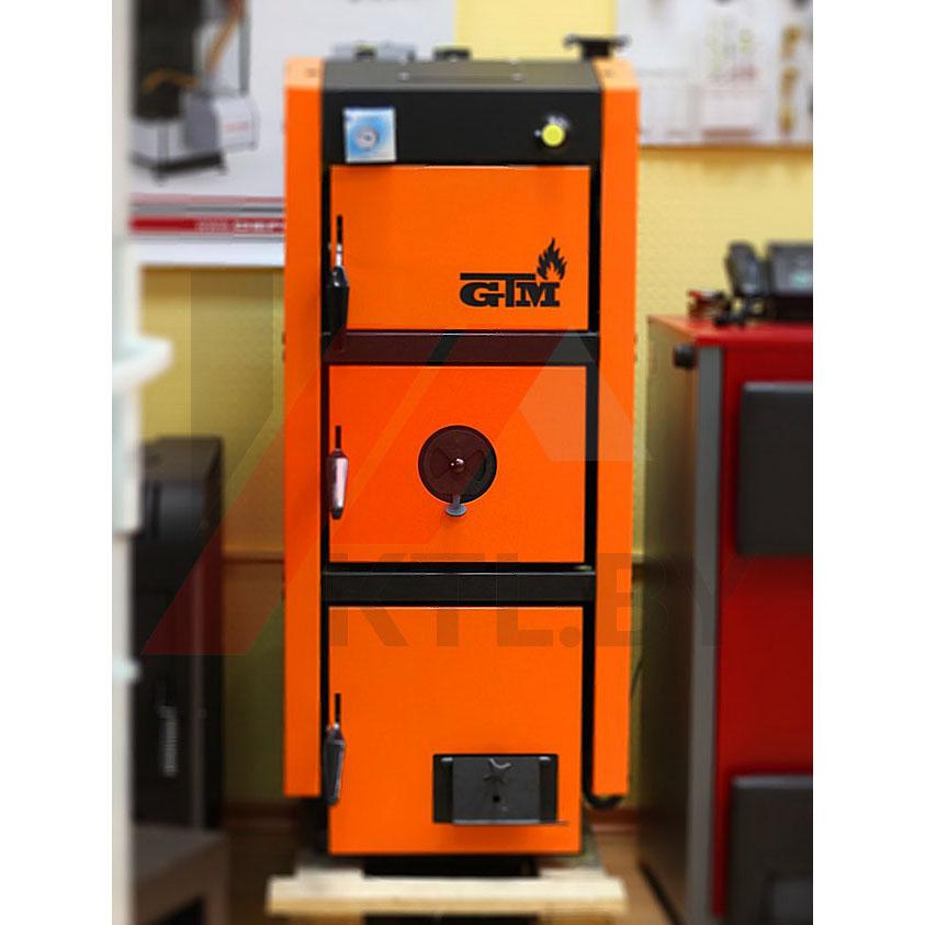 Твердотопливный котел GTM Master SE 24 кВт фото1