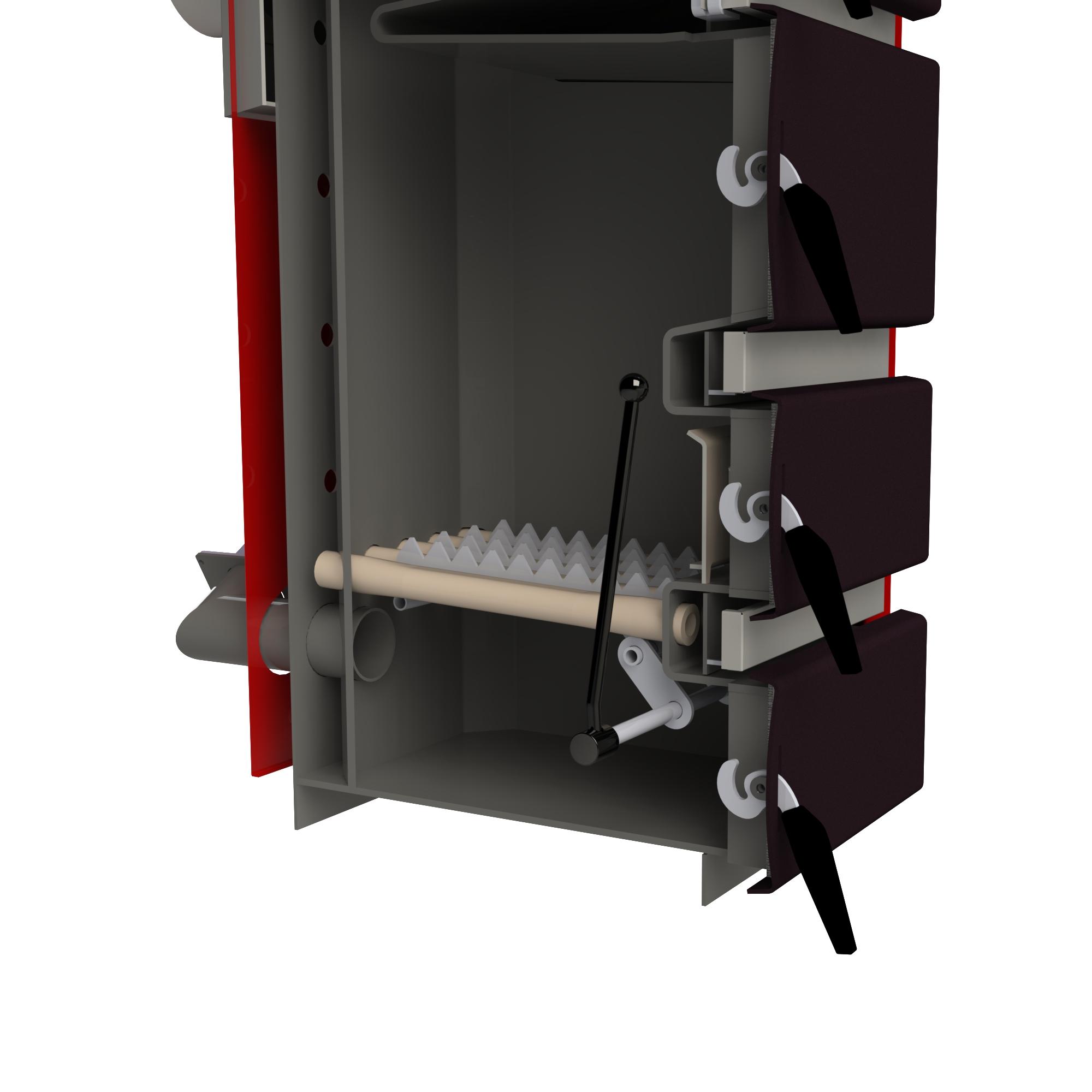 Твердотопливный котел Elektromet EKO-KWW Strong 28 фото3