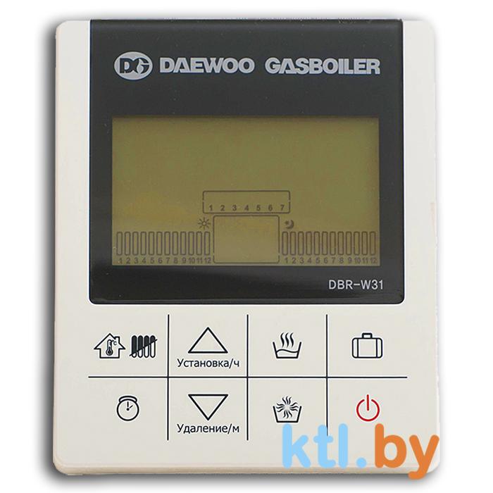 Конденсационный газовый котел Daewoo DGB-350 MES фото2
