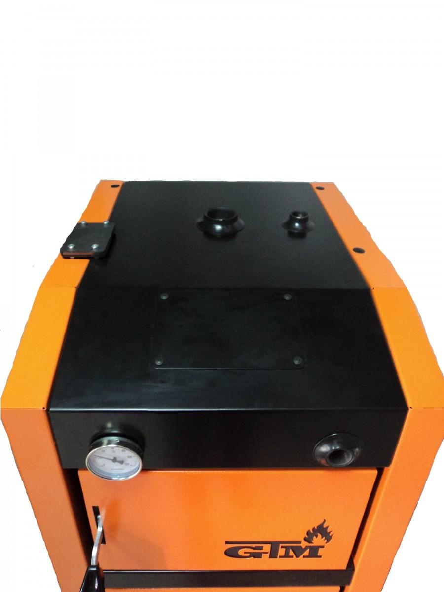 Твердотопливный котел GTM MAX SE 40 kWt фото2