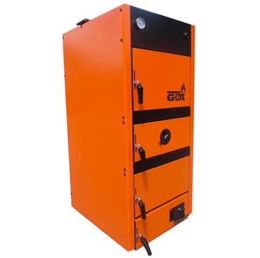 Твердотопливный котел GTM MAX SE 50 kWt фото1