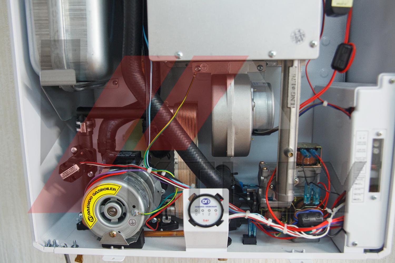 Газовый котел Daewoo DGB-200MSC фото3