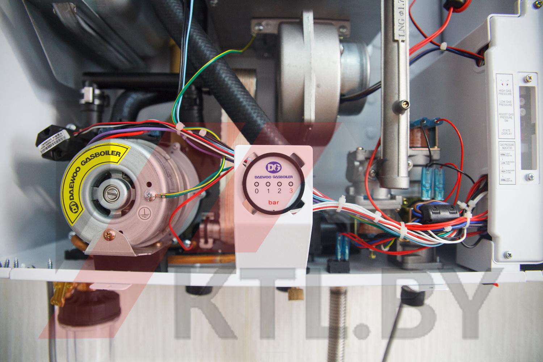 Газовый котел Daewoo DGB-250MSC фото3