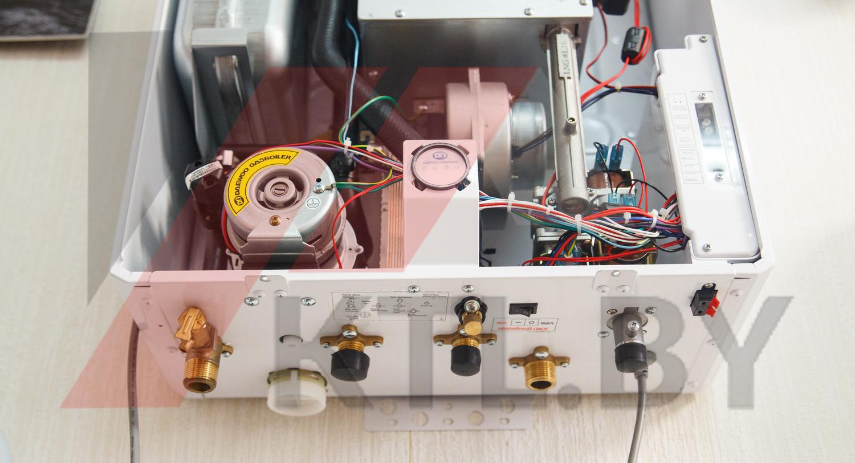 Газовый котел Daewoo DGB-100MSC фото3