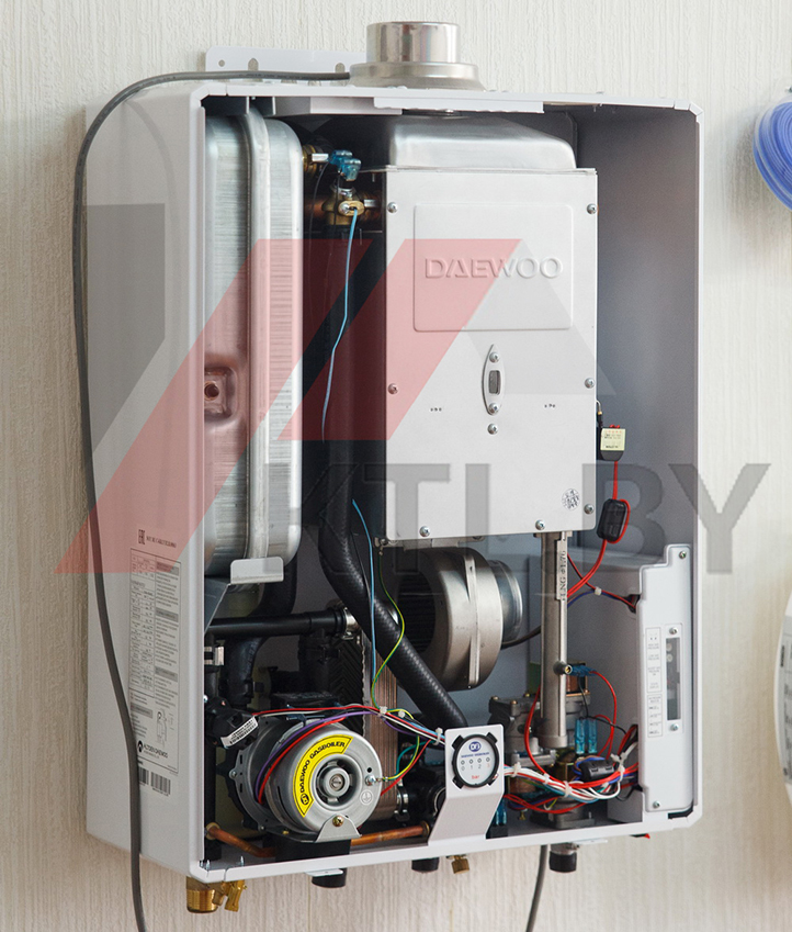 Газовый котел Daewoo DGB-100MSC фото4