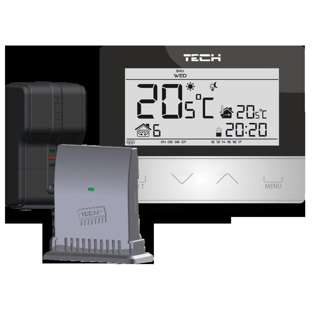 Терморегулятор беспроводной Tech ST-292 V2 фото1
