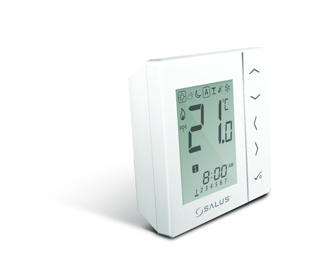 Беспроводной комнатный термостат Salus VS20BRF(VS20WRF) фото1