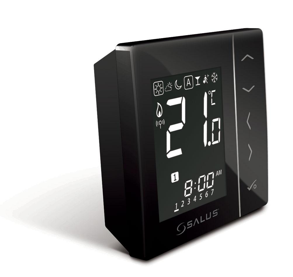 Беспроводной комнатный термостат Salus VS20BRF(VS20WRF) фото2