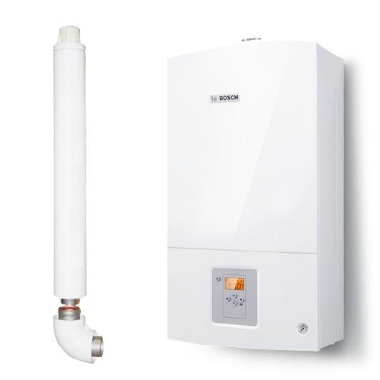 Газовый котел Bosch Gaz 6000 WBN 18 C (турбо) фото1