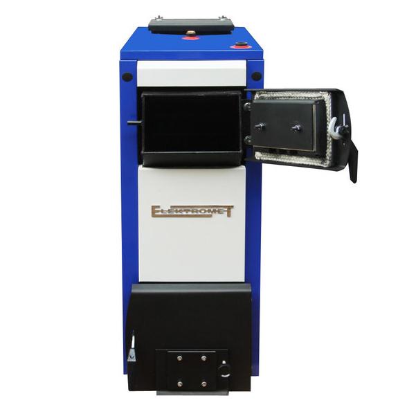 Твердотопливный котел Elektromet EKO-KWS 14 фото2