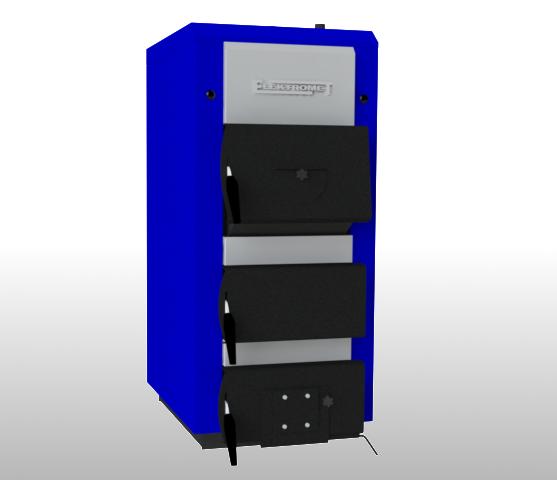 Твердотопливный котел Elektromet EKO-KWS 20 фото1