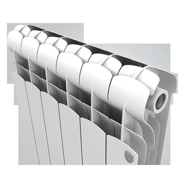 Алюминиевые радиаторы Royal Thermo Indigo 500 фото2