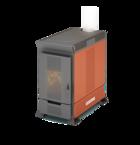 Отопительная печь Теплодар Матрица-100