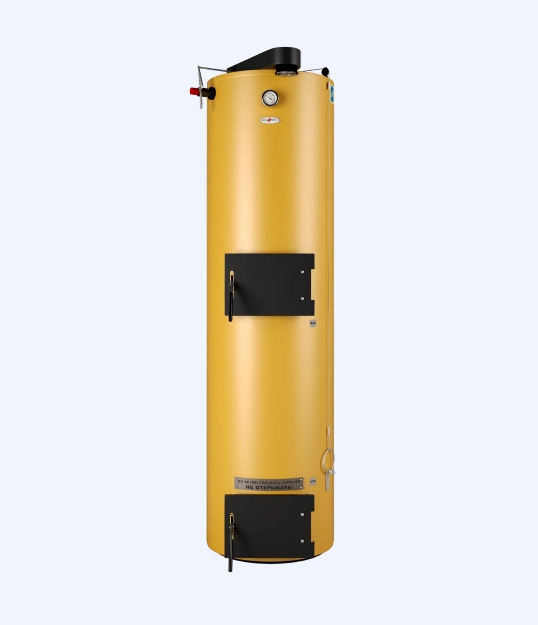 Твердотопливный котeл Механик Энерго S20U фото1