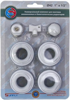 Комплект футорок SD 1''×1/2'' PROFLine XF 73851A фото1