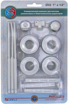 Комплект футорок SD 1''×1/2'' PROFLine XF 73856 фото1