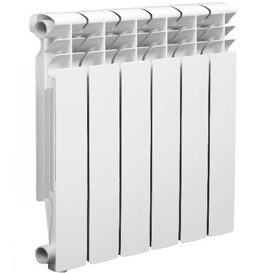 Алюминиевые радиаторы Lammin ECO AL-500 фото1